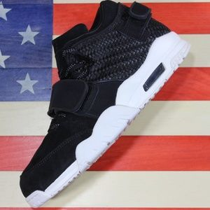 Nike Air Trainer Victor Cruz Training Black - $150